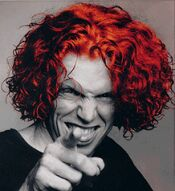 Carrot Top in 2012